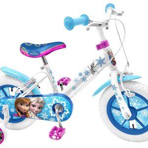 Bicicleta de Frozen 12'' (pulgadas)