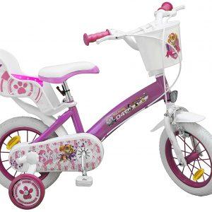 Paw Patrol Bicicleta con Pedales