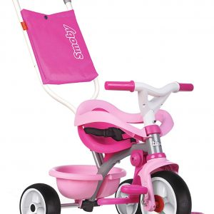 Smoby Triciclo bebe rosa