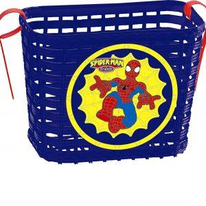 Spiderman - Cesta de bicicleta