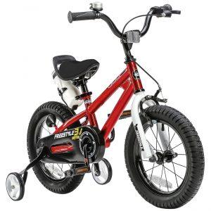 bicicleta 14 pulgadas roja