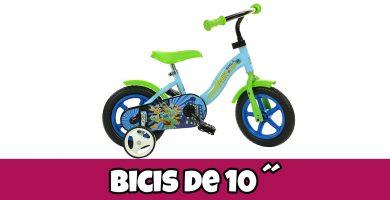 bicicleta 10 pulgadas