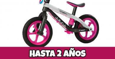 Bicicletas para niños de 2 a 3 años
