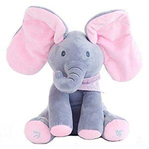 elefante peluche para bebes