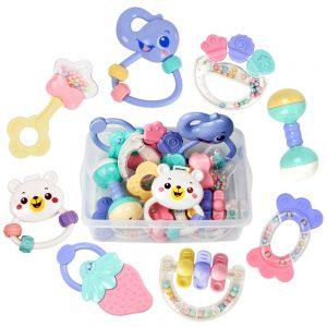 juguetes de dibujos 9 meses bebes