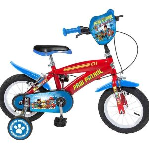 bicicleta 16 paw patrol