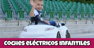 coches electricos infantiles