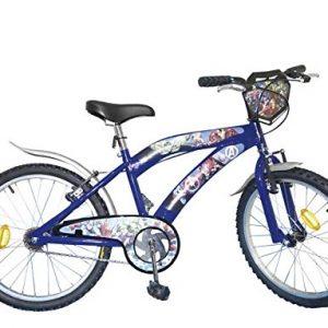 bicicleta 20 los vengadores