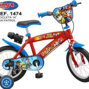 bicicleta patrulla canina 14