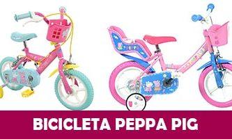 bicicleta peppa pig