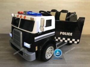 Camión de policía para niños