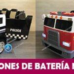 mejores camiones de bateria para niños