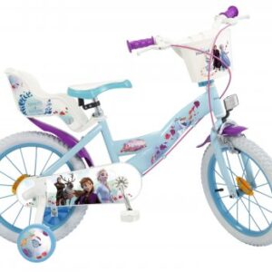 bicicleta frozen 2 16 pulgadas